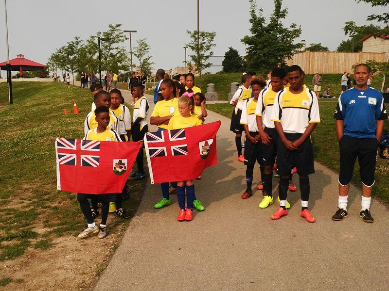 BBFS 8th Annual Football Cultural Tour July 6 2015 (2)