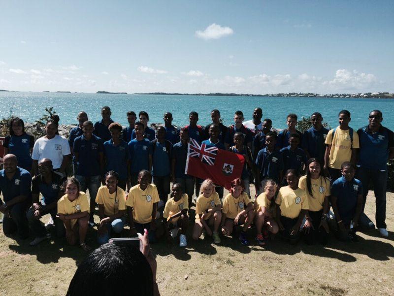 BBFS 8th Annual Football Cultural Tour July 6 2015 (6)