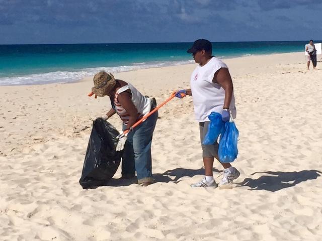 Beach Clean-up July 5 2015 (4)