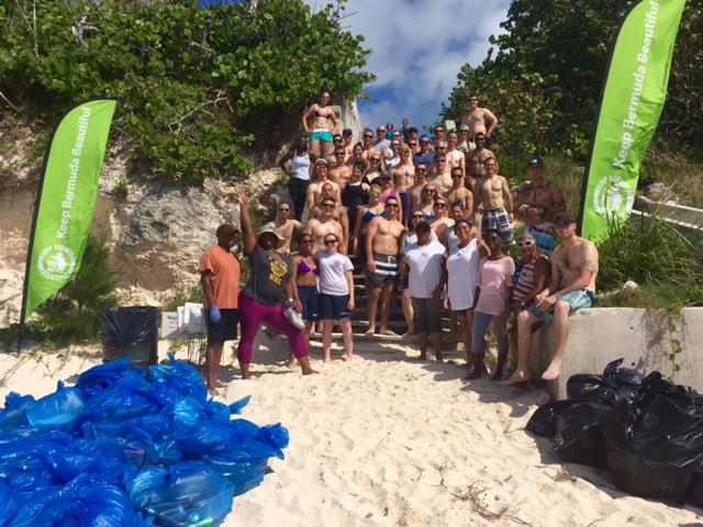 Beach Clean-up July 5 2015 (6)