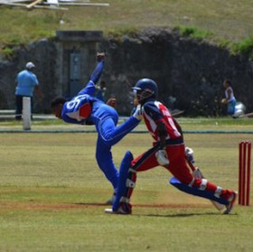 Bermuda Edge Out USA In Another Close Finish July 10 2015