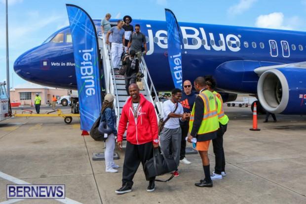 Jet Blue Airport City Fashion Festival Bermuda, July 8 2015-1