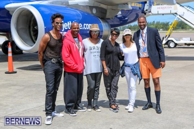 Jet Blue Airport City Fashion Festival Bermuda, July 8 2015-2