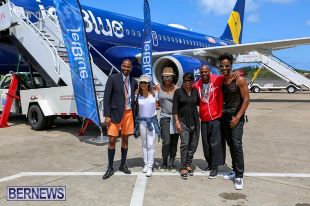 Jet Blue Airport City Fashion Festival Bermuda, July 8 2015-4