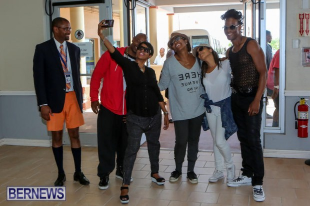 Jet Blue Airport City Fashion Festival Bermuda, July 8 2015-5