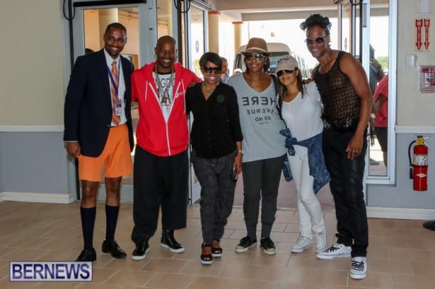 Jet Blue Airport City Fashion Festival Bermuda, July 8 2015-6