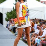 Local Designer Show City Fashion Festival Bermuda, July 8 2015-18
