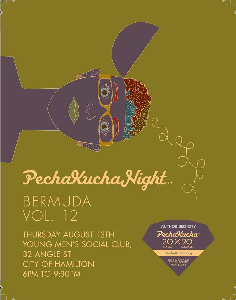 Pechakucha Bermuda Thursday 13th August 2015