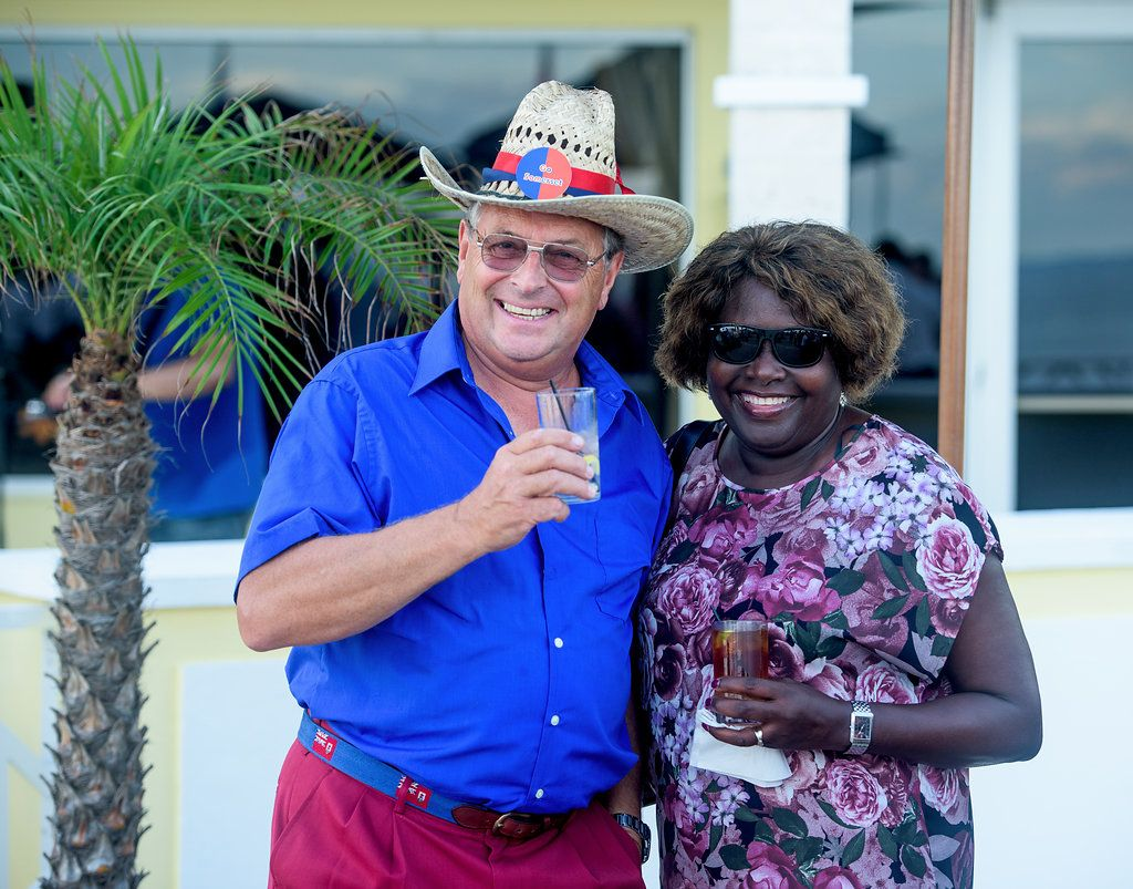 Photos Elbow Beach Celebrates Cup Match Tradition July 27 2015 (5)