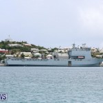 Royal Navy Ship Lyme Bay Bermuda, July 7 2015 (1)