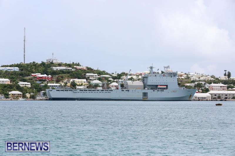 Royal-Navy-Ship-Lyme-Bay-Bermuda-July-7-2015-1