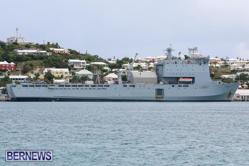 Royal-Navy-Ship-Lyme-Bay-Bermuda-July-7-2015-2