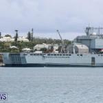 Royal Navy Ship Lyme Bay Bermuda, July 7 2015 (3)