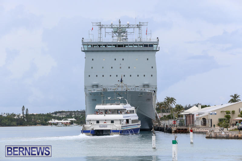 Royal-Navy-Ship-Lyme-Bay-Bermuda-July-7-2015-9