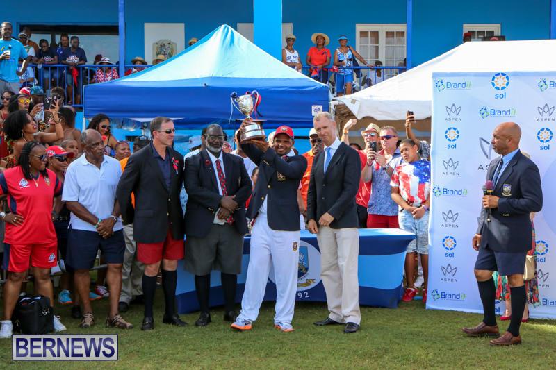 Somerset Win Cup Match Bermuda, July 31 2015-2