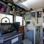 US Coast Guard Tall Ship Eagle In Bermuda, July 4 2015-23