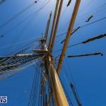 US Coast Guard Tall Ship Eagle In Bermuda, July 4 2015-35