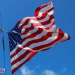 US Coast Guard Tall Ship Eagle In Bermuda, July 4 2015-39