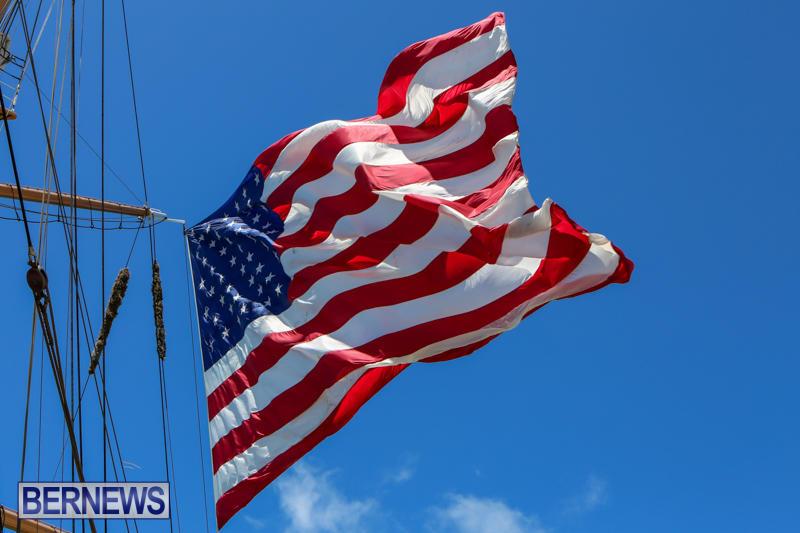 US-Coast-Guard-Tall-Ship-Eagle-In-Bermuda-July-4-2015-39