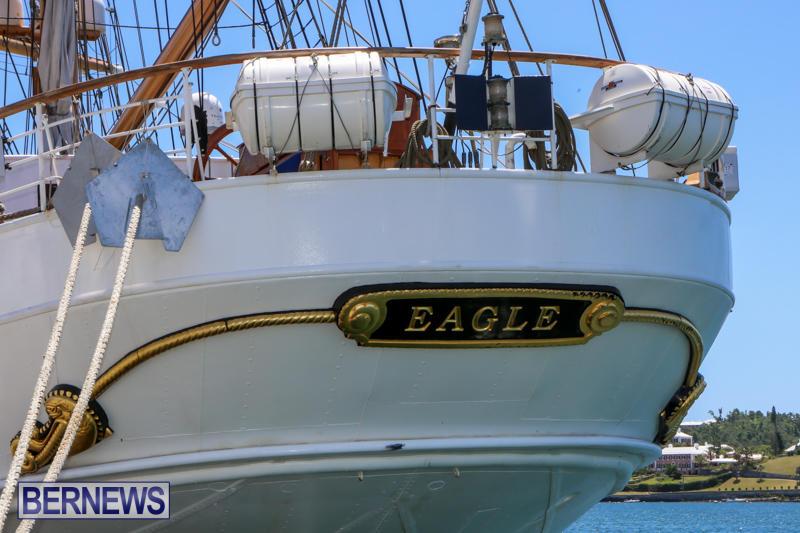 US-Coast-Guard-Tall-Ship-Eagle-In-Bermuda-July-4-2015-40