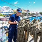 US Coast Guard Tall Ship Eagle In Bermuda, July 4 2015-6