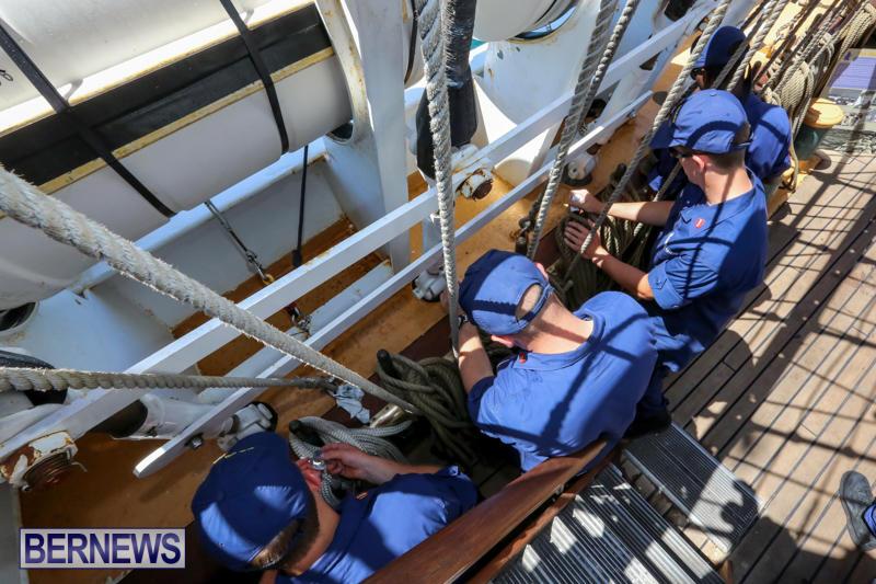 US-Coast-Guard-Tall-Ship-Eagle-In-Bermuda-July-4-2015-9