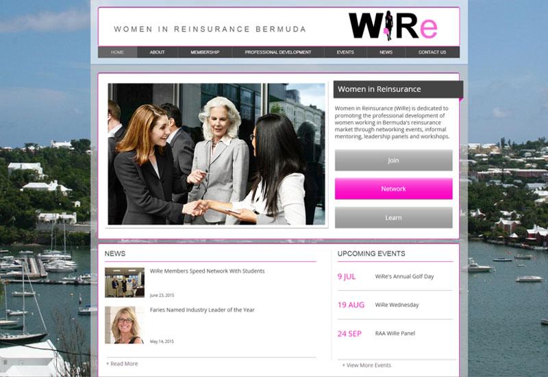 Women in Reinsurance (WiRe) Bermuda Launch Social Media Presence1