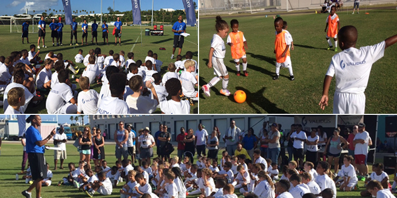 Bascome Enterprise Pro Soccer Clinic Week 2 august 17 2015