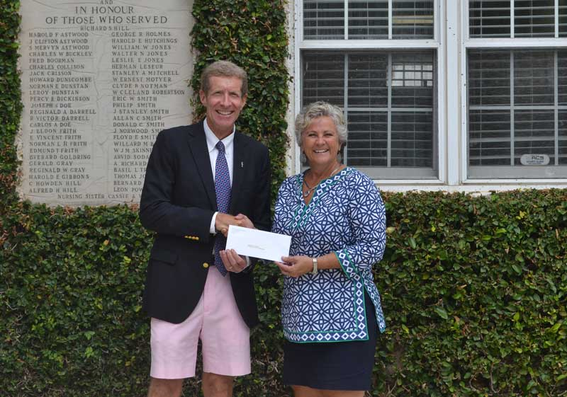Bermuda Container Line Supports Warwick Academy (1)