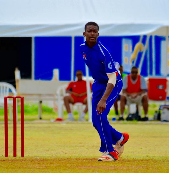 Delray Rawlins Selected to the English U17 Super 4s