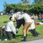 Gunpowder Plot Reenactment Bermuda, August 15 2015-16