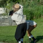Gunpowder Plot Reenactment Bermuda, August 15 2015-24