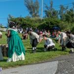 Gunpowder Plot Reenactment Bermuda, August 15 2015-84