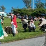 Gunpowder Plot Reenactment Bermuda, August 15 2015-85