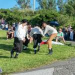 Gunpowder Plot Reenactment Bermuda, August 15 2015-91