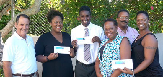 Hamilton Parish Council Awards $10,000  Scholarships