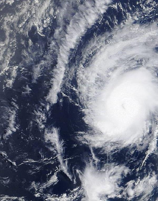 hurricane danny 2015 nasa photo