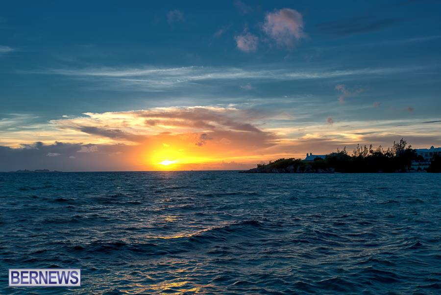 566 Sunset at North shore Bermuda generic September 2015