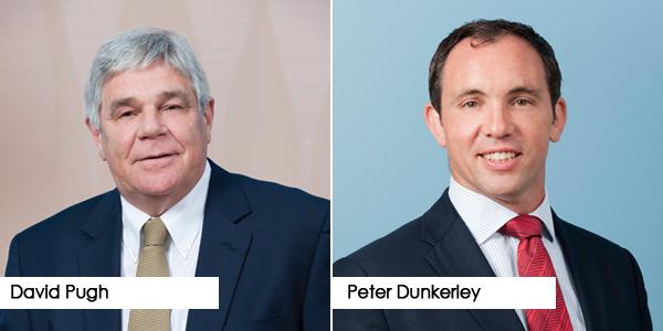 David Pugh and Peter Dunkerley Bermuda Septemer 2015