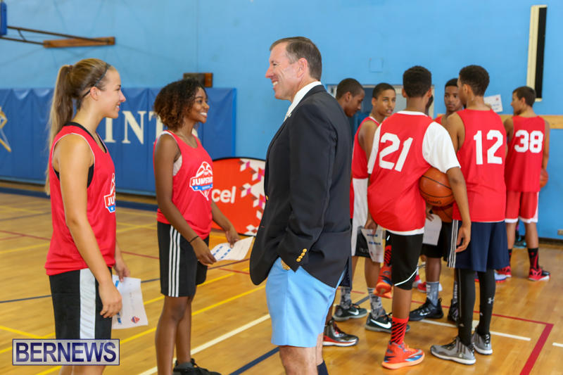 Digicel NBA Jumpstart Bermuda, September 10 2015-1