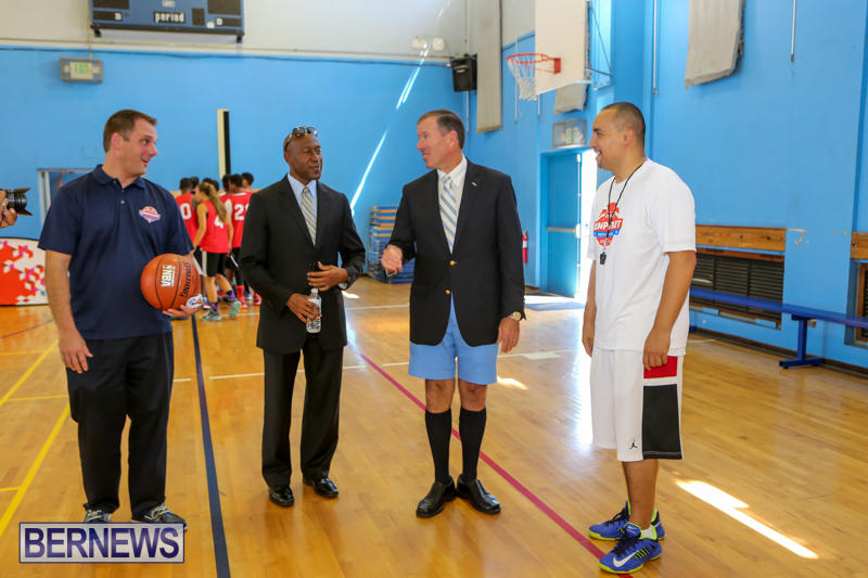 Digicel NBA Jumpstart Bermuda, September 10 2015-2