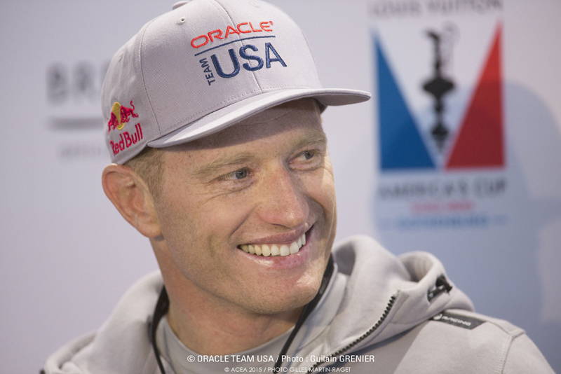 Jimmy Spithill - Oracle Team USA[1]