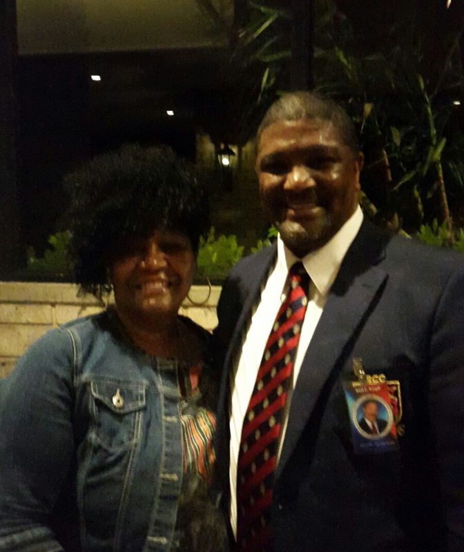 Sybil meets Sybil Bermuda September 2015