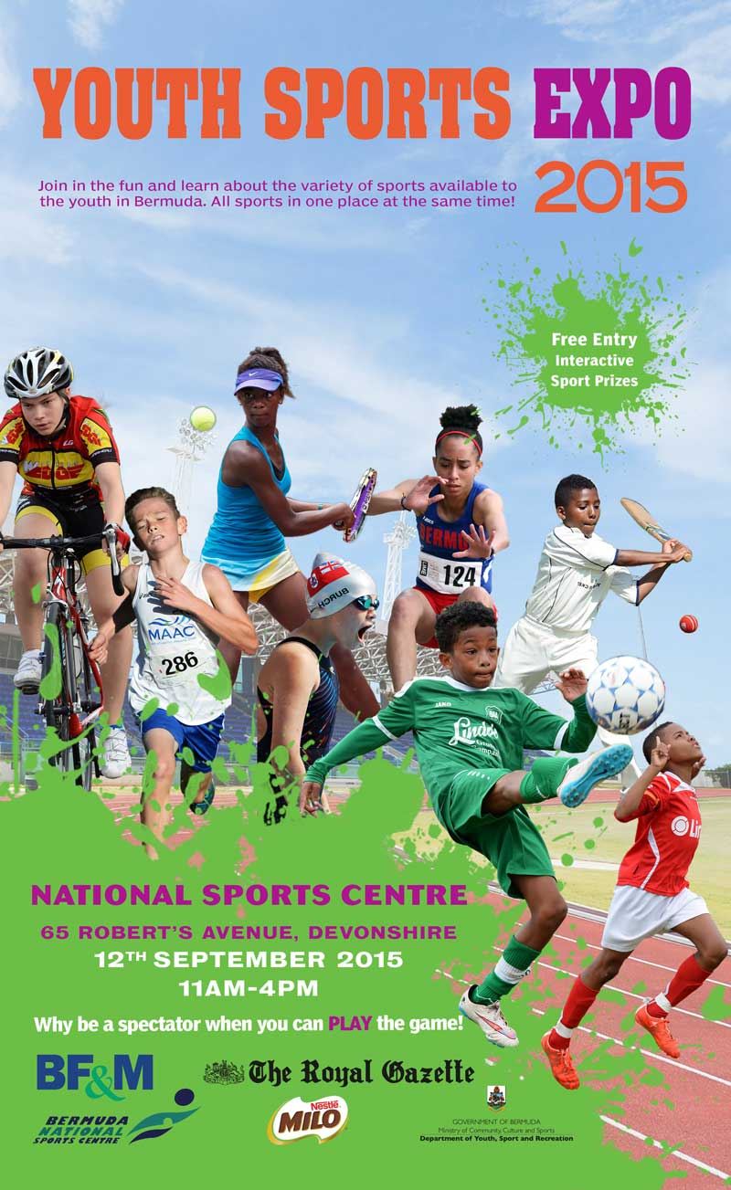 Youth Sport Expo Final Flyer 2015 v2