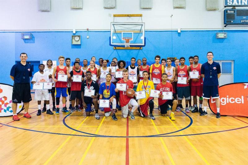 jumpstart skills clinic attendance Bermuda September 2015