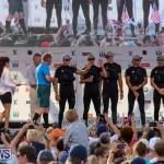 AC World Series Awards Ceremony Bermuda, October 18 2015-20