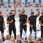 AC World Series Awards Ceremony Bermuda, October 18 2015-22