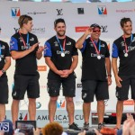 AC World Series Awards Ceremony Bermuda, October 18 2015-26
