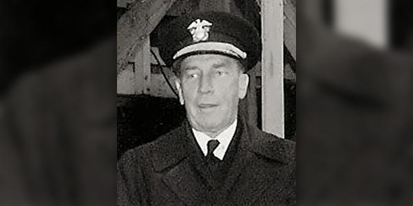 Admiral Jules James