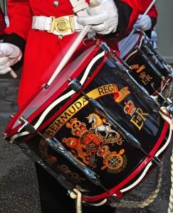 Bermuda Tattoo 2015 Bermuda Regiment Band